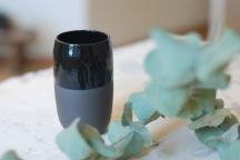 Vase - terre noire